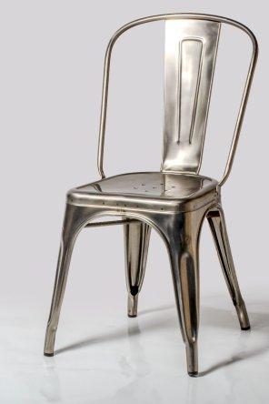 A. Tolix chair. Foto: JCM