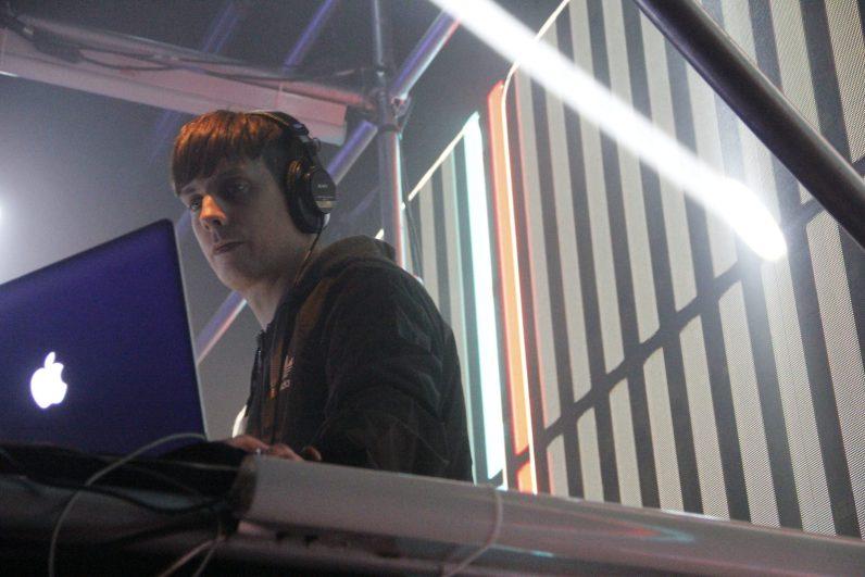 DJ Stuart. Foto: Adri Godis