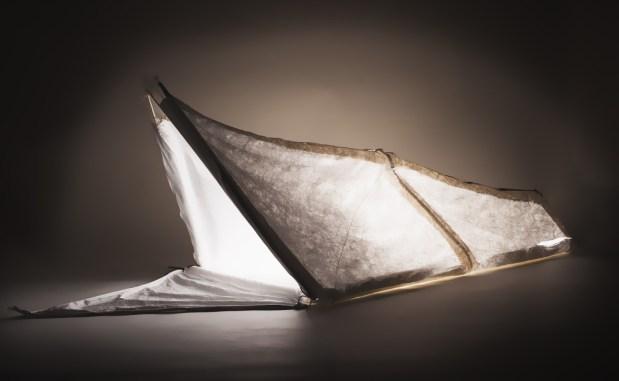 Sleeping bag coat by Anne-Sophie y Gabriella Geagea (Royal College of Art, Reino Unido)
