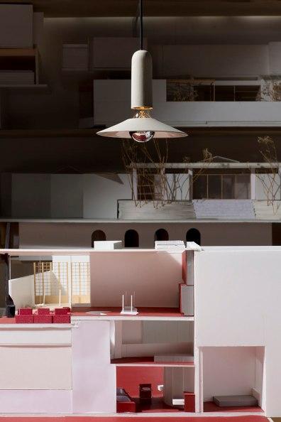 Lámpara Zero. Apparatu. Foto: Jara Varela