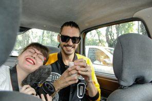 Josefina Fogel Núñez y Paul Fava. Foto: Adri Godis