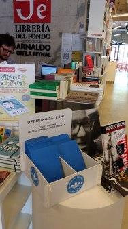 Defining Palermo en Librería del Fondo