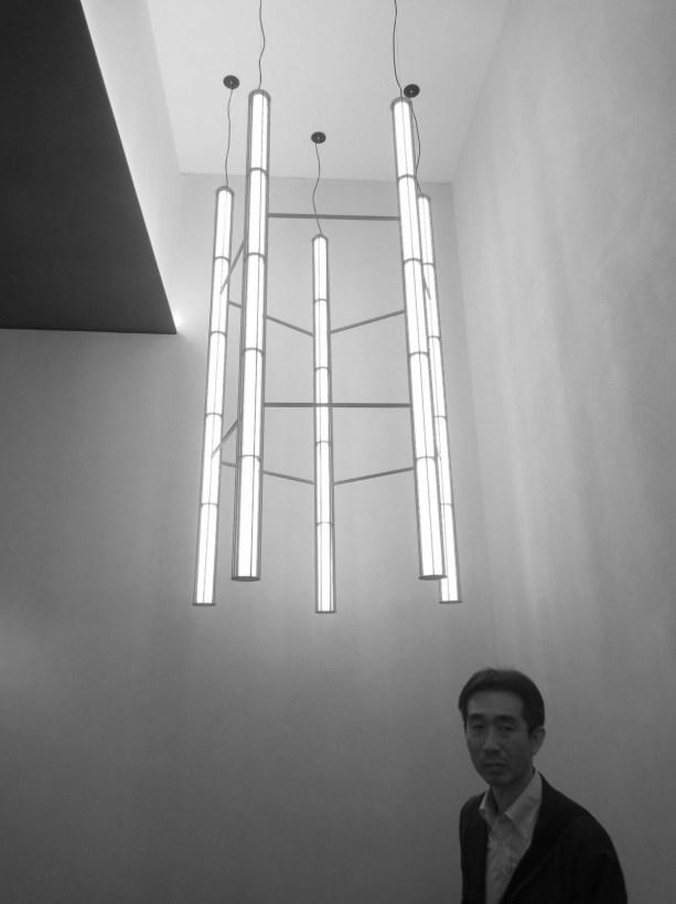 Verticale de Ronan & Erwan Bouroullec para Flos
