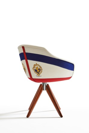 Canal Chair de Luca Nichetto