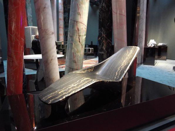 Chaise longue Venus de Ora-ïto para Citco