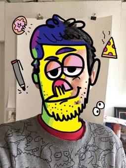 Jon_Burgerman_FaceOff
