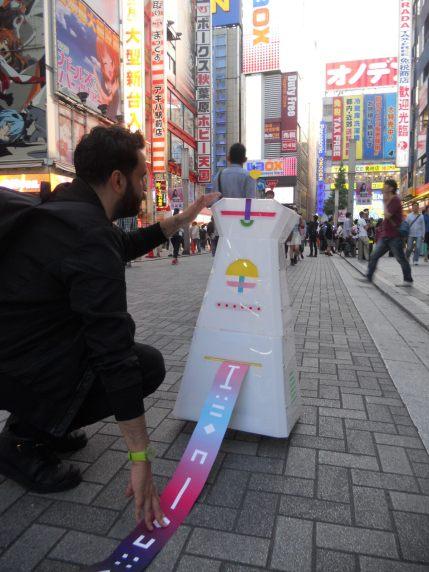 Sael en Tokyo