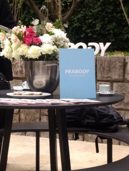 Evento Peabody