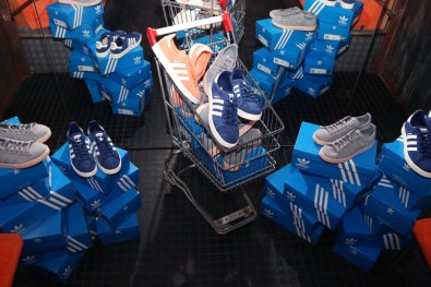 adidas Originals Campus en Uptown. Foto: Adri Godis