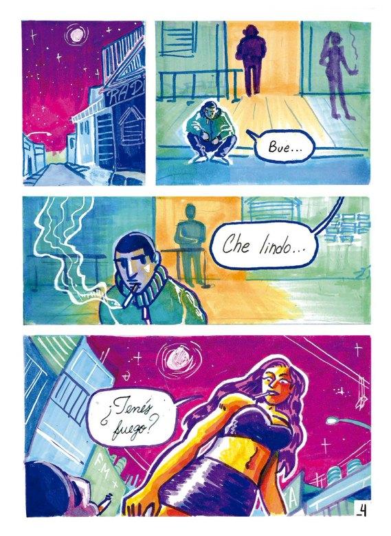 Historieta LGBTI SUKERMERCADO
