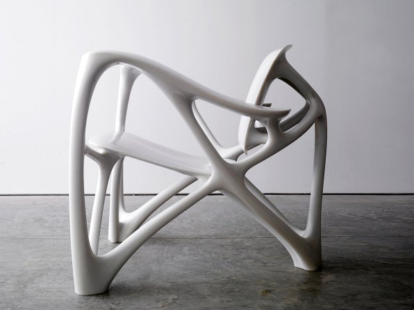 Bone Armchair. Foto: Joris Laarman Lab