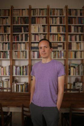 Leonardo Solaas. Foto: Zoe Lena