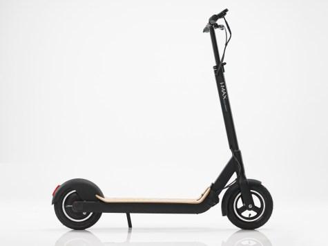 iMax escooter - Robert Bronwasser