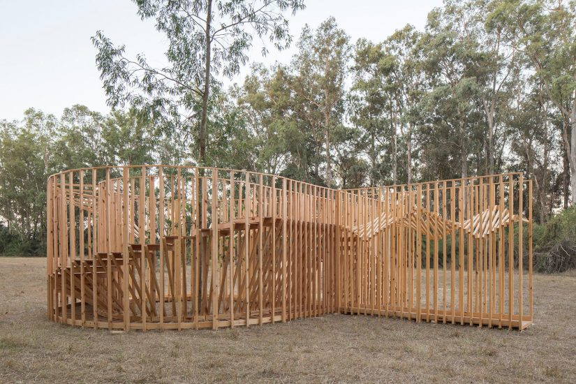 Timshel Timshel - Helllo Wood Argentina 2018. Foto: Fernando Schapochnik