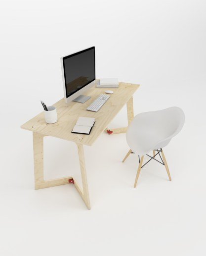 Karya desk - Playwood