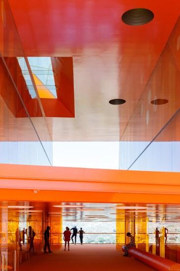 Palacio de Congresos y Auditorio de Plasencia. Foto: Iwan Baan