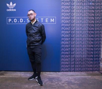 Evento adidas P.O.D. System