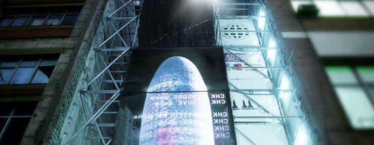 1024 Architecture: La Torre Despega