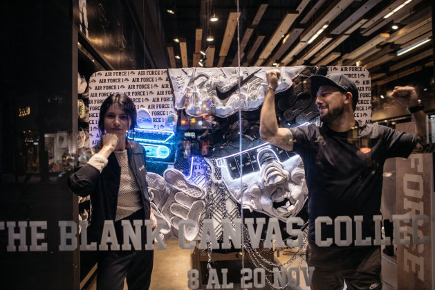 Lanzamiento The Blank Canvas Collective