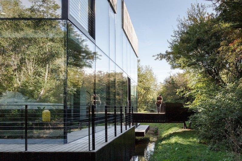 Glass Villa de Mecanoo Architecten. Foto: mariashot.photo