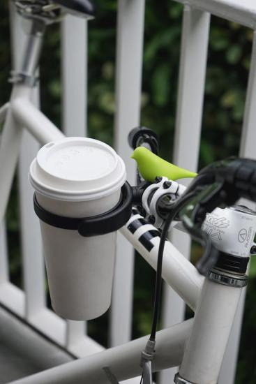 Bird Bike Cup Holder - The Bridge by Qualy&Co