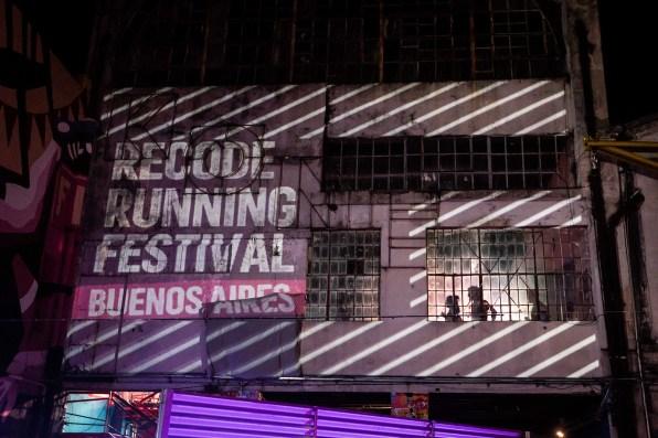 adidas Running - Recode Running Festival UB10