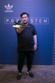 Evento adidas POD System
