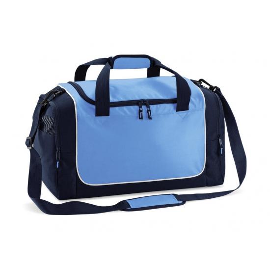 Blauw/navy gekleurde sporttas