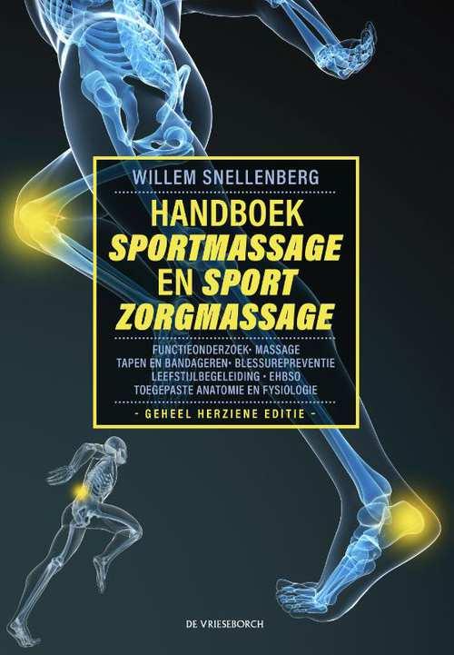 Handboek Sportmassage en Sportzorgmassage