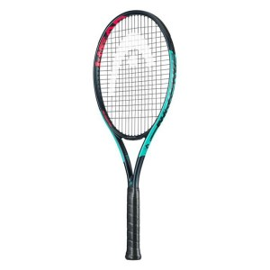 Head IG Challenge MP tennisracket senior zwart/petrol