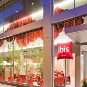 Barcelona Hotel Ibis Barcelona Pza Glories 22