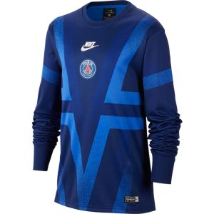 Paris Saint-Germain Pre-Match Top Longsleeved Junior 2019-2020