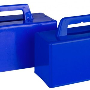 Schreuders Sport Zandkasteel/Iglomaker blauw 2 stuks