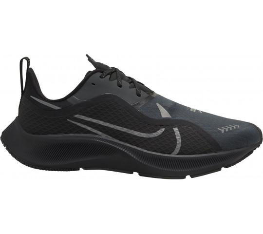 Nike Air Zoom Pegasus 37 Shield hardloopschoenen heren zwart