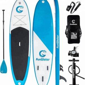 UniversalPerspective -SUP board set -335x82x15cm-All in pakket-Suppen-Supboard