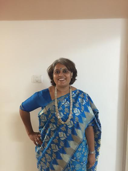 sari - nithyasree 1