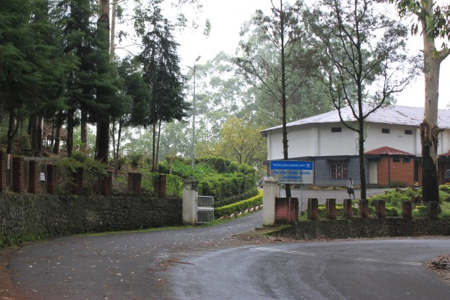 The Tata's school for their workers