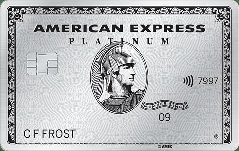 AMEX credit card