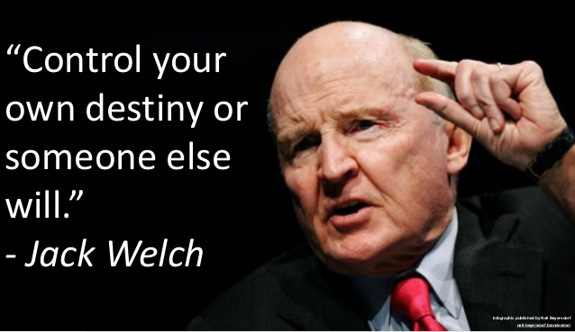 Jack Welch Quote