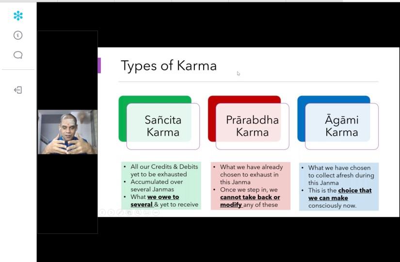 Karma and Santana Dharma