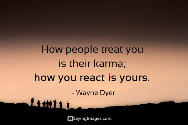 Karma an explanation