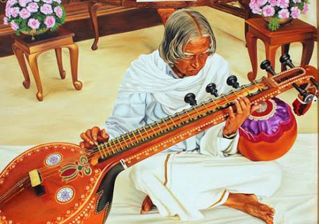 APJ Abdul Kalam - Veena