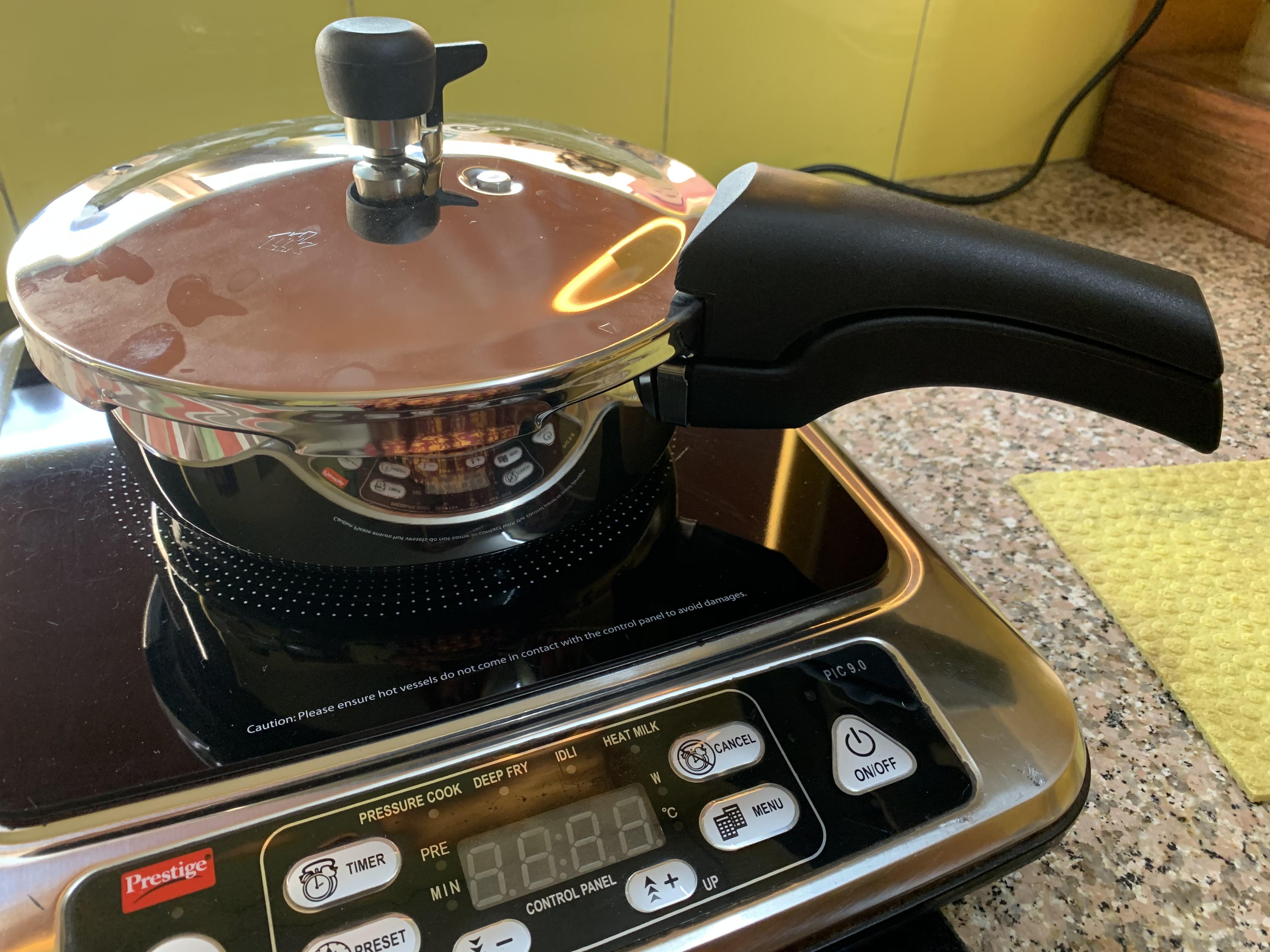 OPOS pressure baker