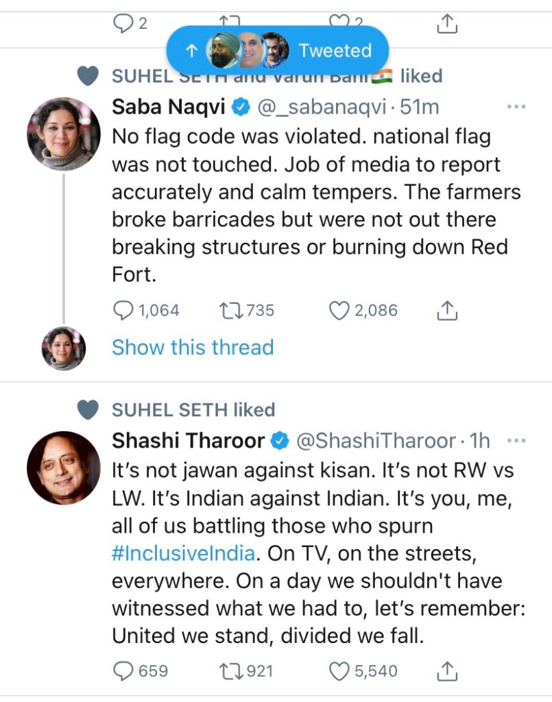 ecosystem - Shashi Tharoor