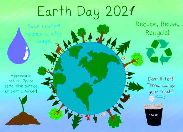 Circle of concern - Earth Day