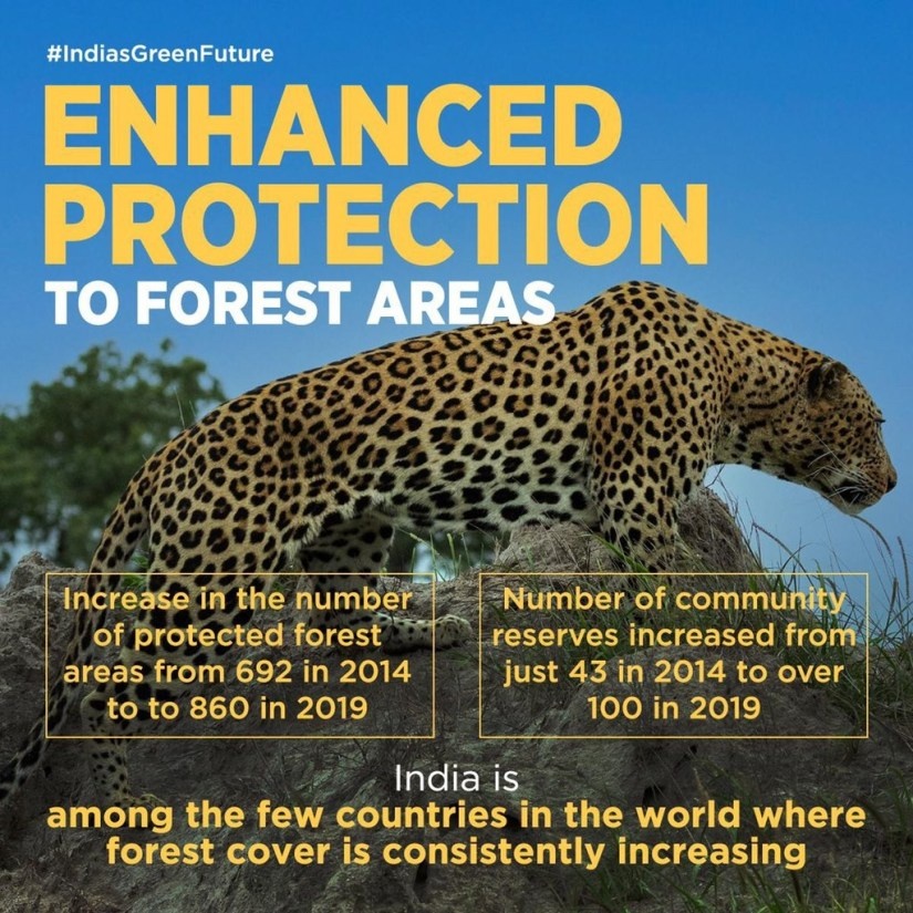 Leopard environment 2021
