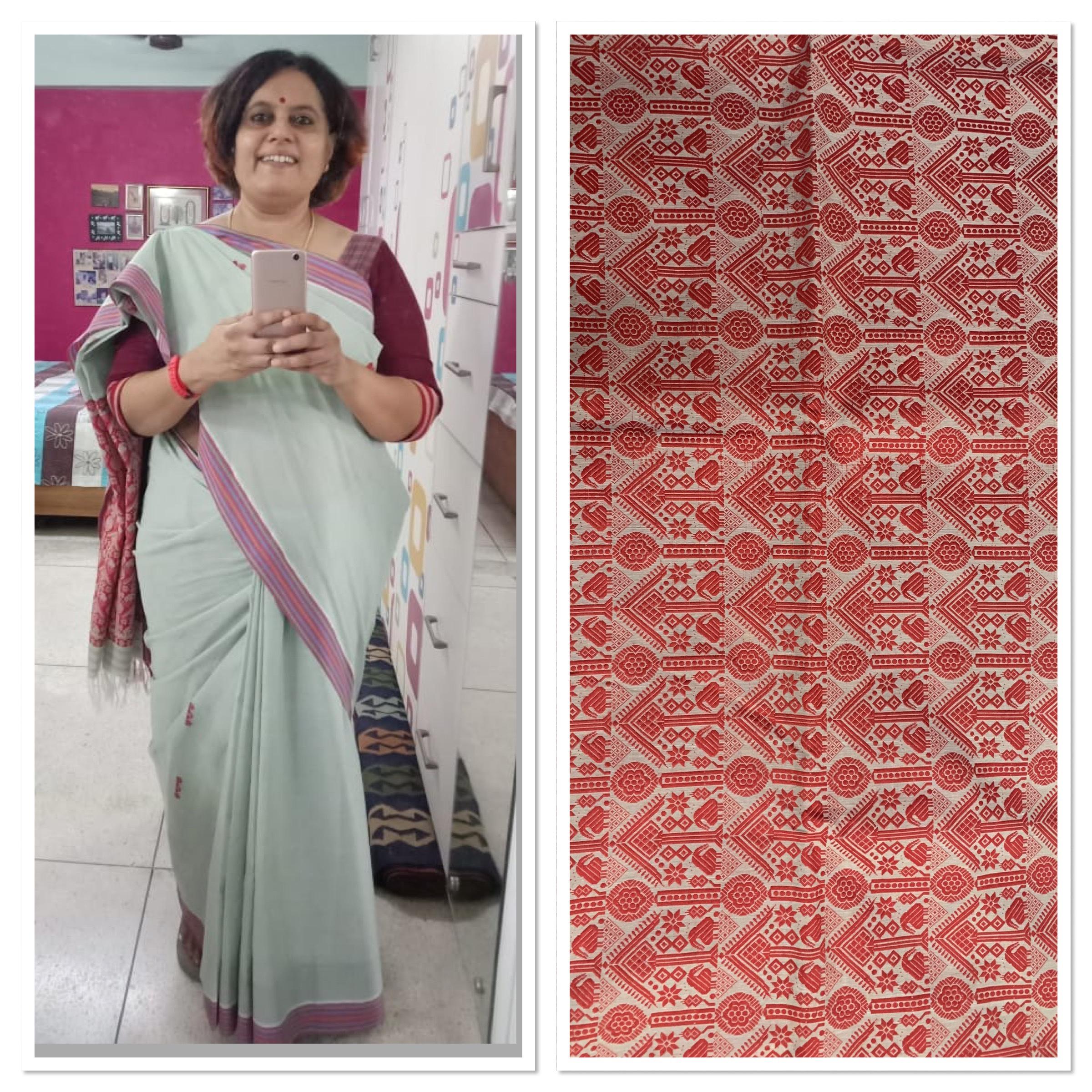 Assam Cotton Beauties