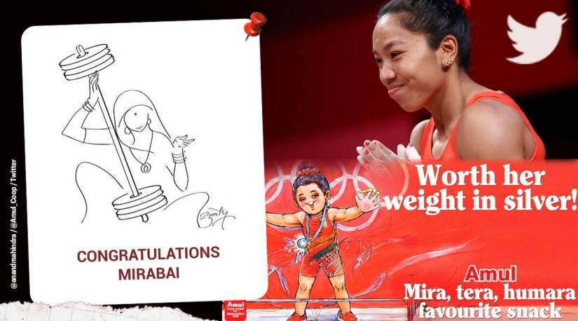 Mirabai - Olympics