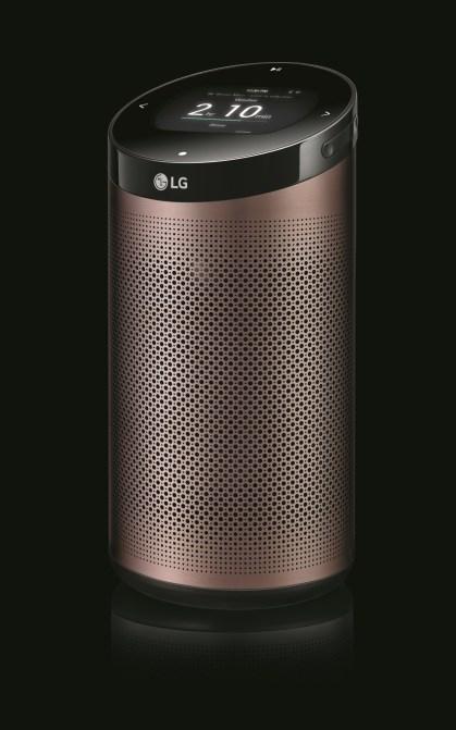 Internet Rzeczy (czyli IoT - Internet of Things) wg LG, czyli system SmartThinQ HUB - fot. LG