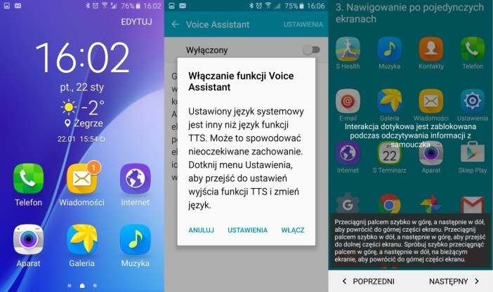 Samsung Galaxy A5 2016 - kłopoty ze wzrokiem lub wynikające z zaawansowanego wieku? Dla tego smartfona to nie problem! - 90sekund.pl